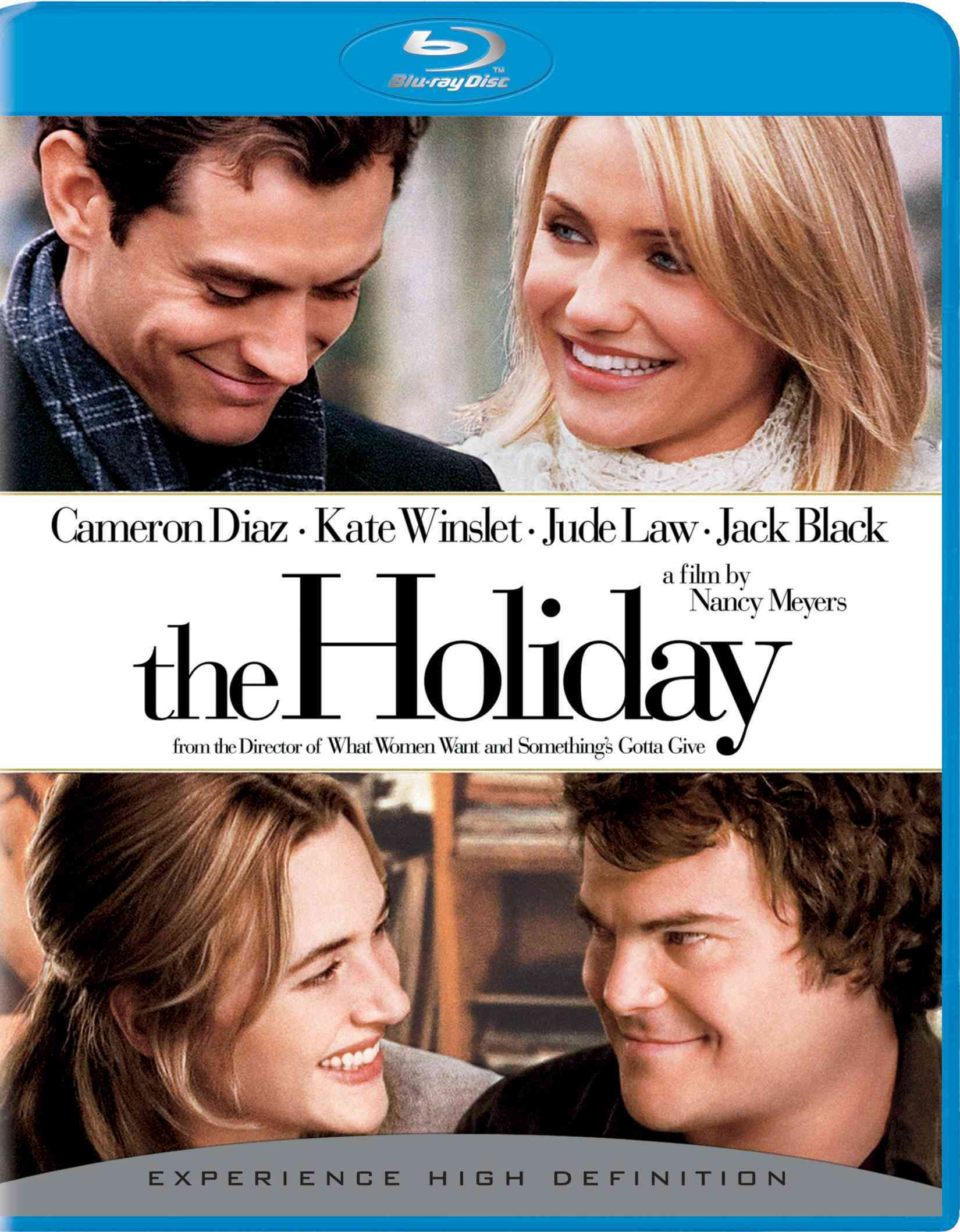 HOLIDAY BY DIAZ,CAMERON (Blu-Ray)